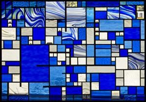 stained glass window - Wiser Sports Leadership