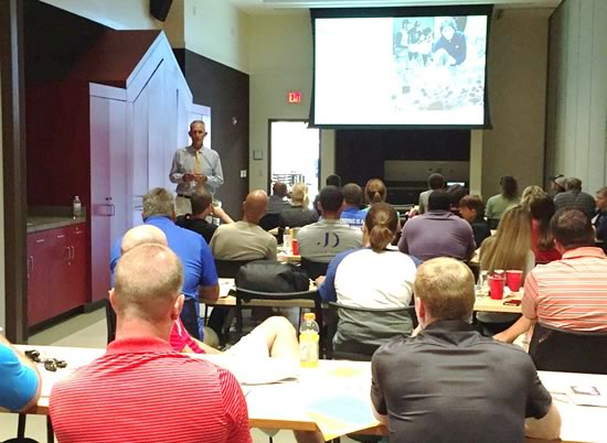 Jessamine County Coaches Preseason Presentaion