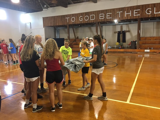 Team Building with Tates Creek
