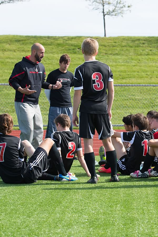 Coaching Mentality - Wiser Sports Leadership