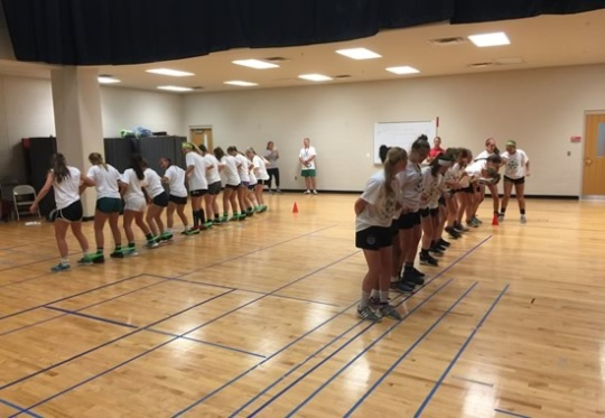 2018 WKU SOCCER CAMP