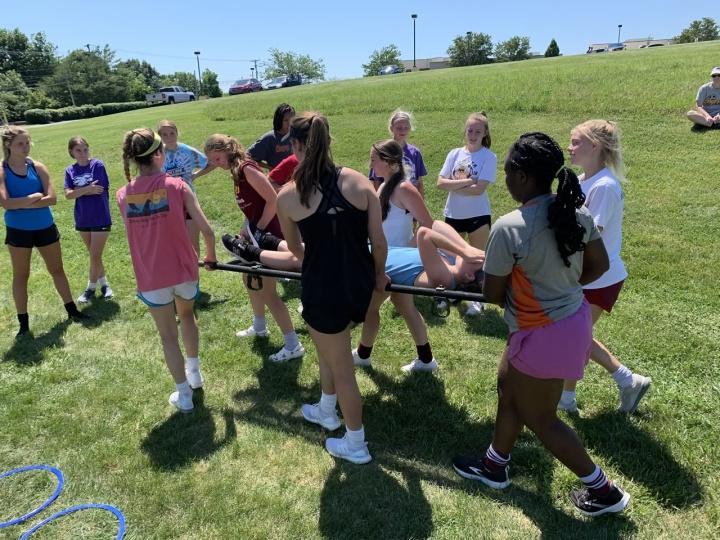 Asbury Team Camp 2021