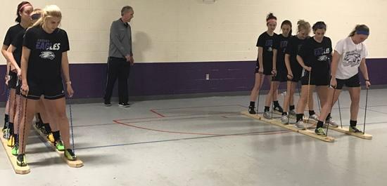 Asbury Womens Soccer Team Building